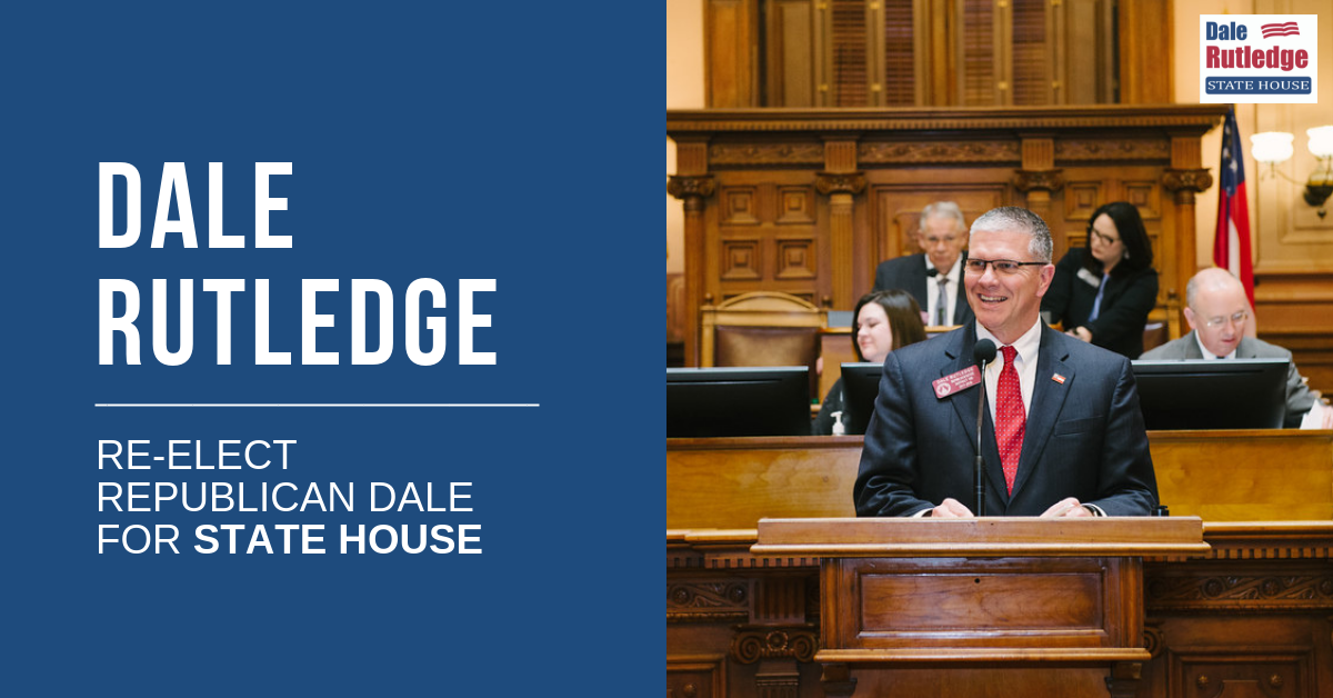 Dale For State House – My Campaign Points