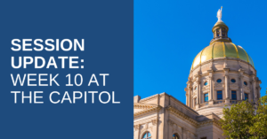 GA 2019 Session - Update from Rep. Dale Rutledge